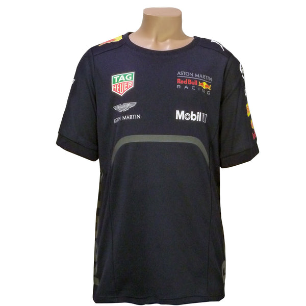 T-shirt bambino Aston Martin Red Bull Racing Team