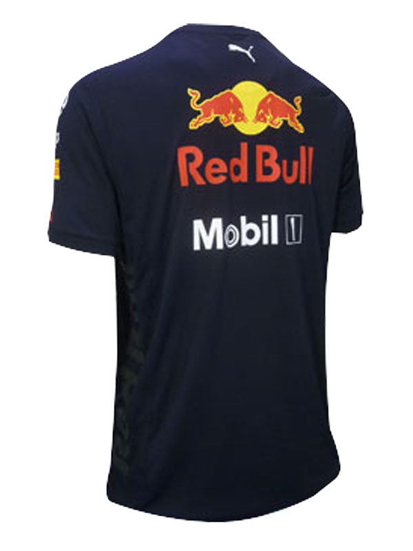 T-shirt Red Bull Racing Team F1 sponsor
