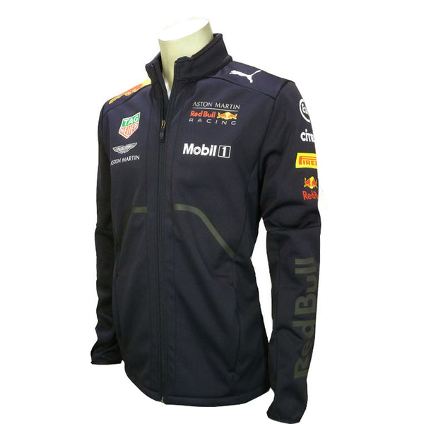Softshell Red Bull racing Team F1 sponsor  https://f1monza.com/products/softshell-red-bull-racing-team-f1-sponsor