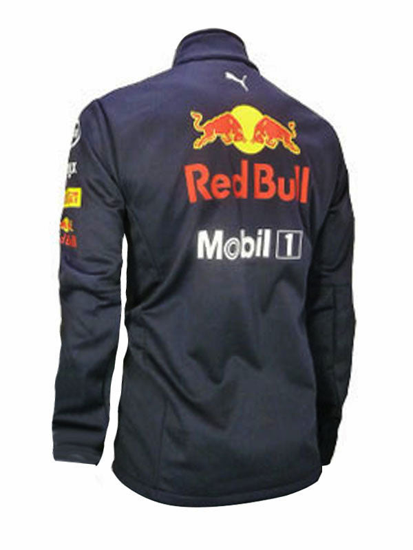 Softshell Red Bull racing Team F1 sponsor