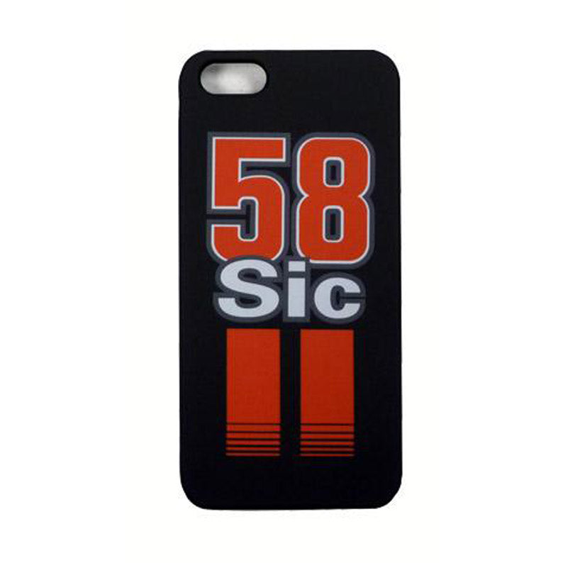 Cover I Phone 5 Marco Simoncelli SIC 58