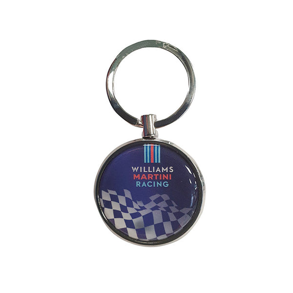 Portachiavi Williams Martini  https://f1monza.com/products/portachiavi-williams