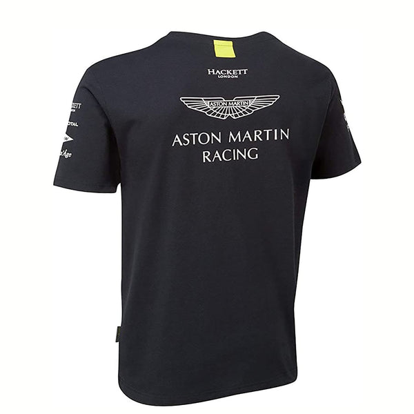 T-shirt Aston Martin Racing sponsor