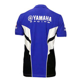 Polo Yamaha Racing mezza zip