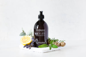 Handsome Rinse-Free Cleanser 500ml