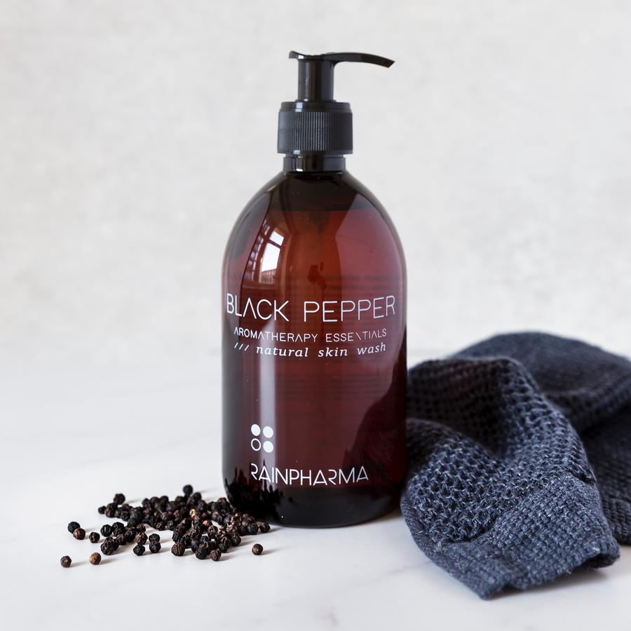 RainPharma Skin Wash Black Pepper - 60ml