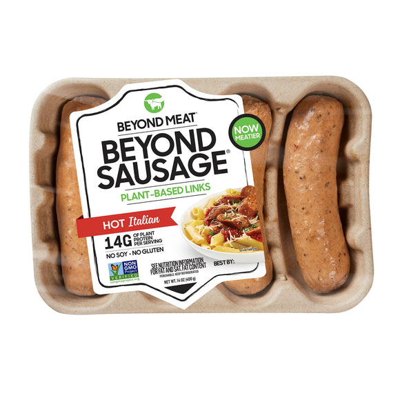 3 Vegan Beyond Meat Sausage