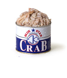 Blue Star Crab Meat - Claw