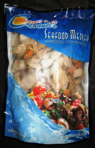 Seafood mix with Shrimp - 455g pack