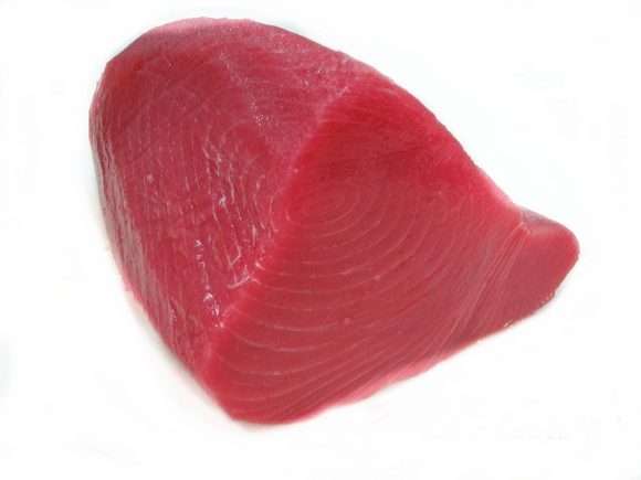 FRESH GRADED YELLOW FIN TUNA / KG