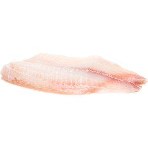 Tilapia Filets 3/5 - frozen