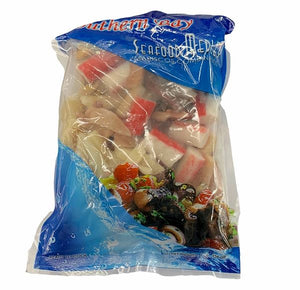 Seafood mix with Crab - 455 g