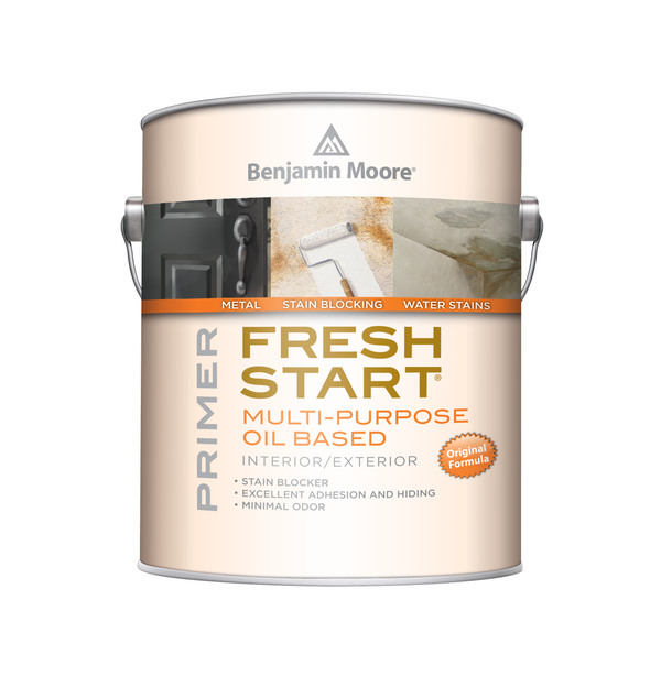 Fresh Start® Multi-Purpose Interior / Exterior Oil Based Primer