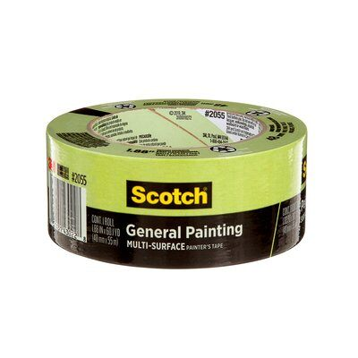 Scotch® General Painting Multi-Surface Painter's Tape