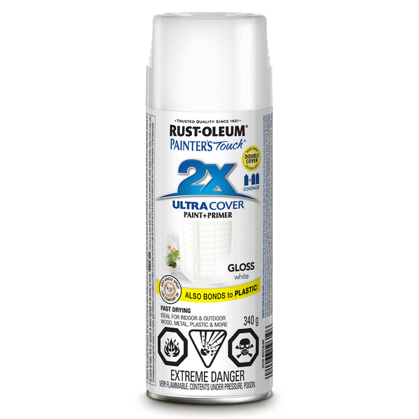 Rust-Oleum® Painter's Touch® Ultra Cover Spray Paint