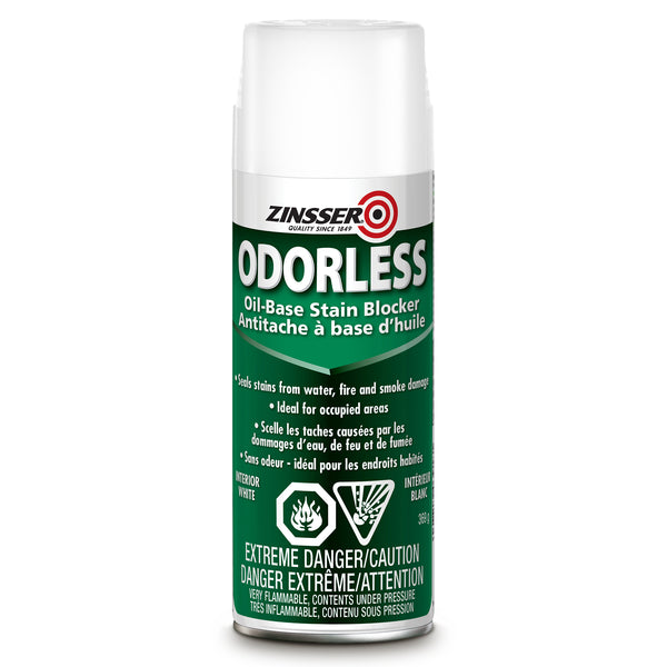 Zinsser® Odourless Oil-Base Stain Blocking Primer