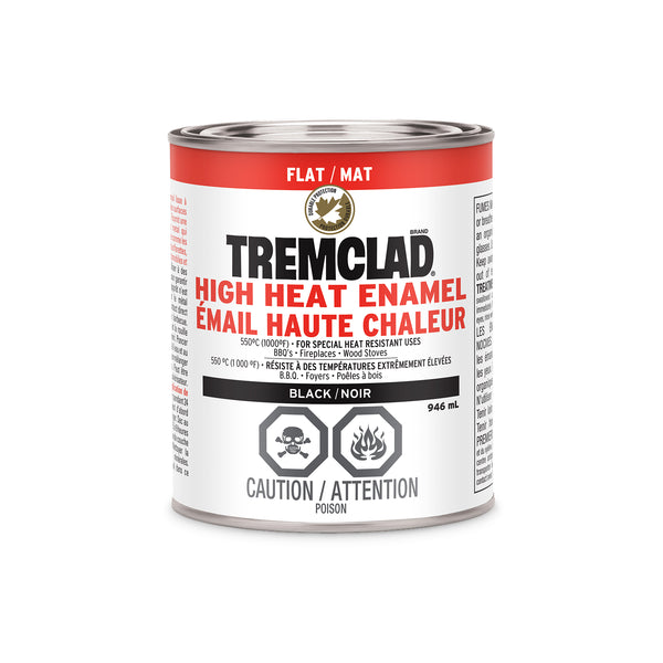 TREMCLAD® High Heat Enamel
