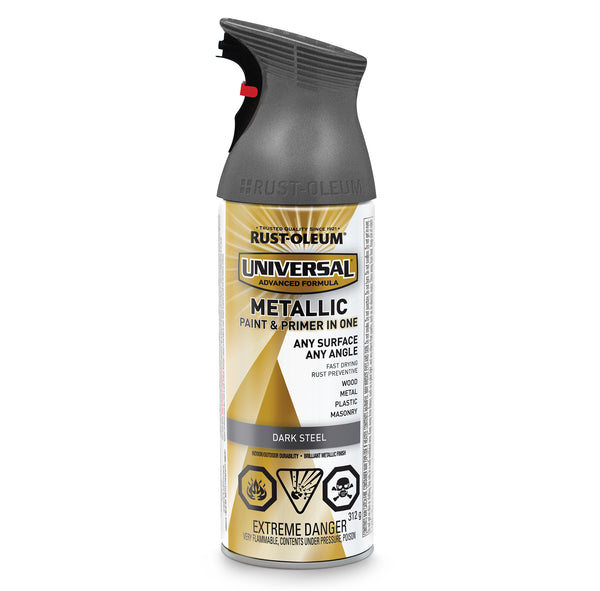 Rust-Oleum® Universal® Metallic Spray Paint