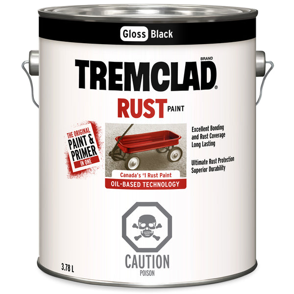 TREMCLAD® Oil Based Rust Paint