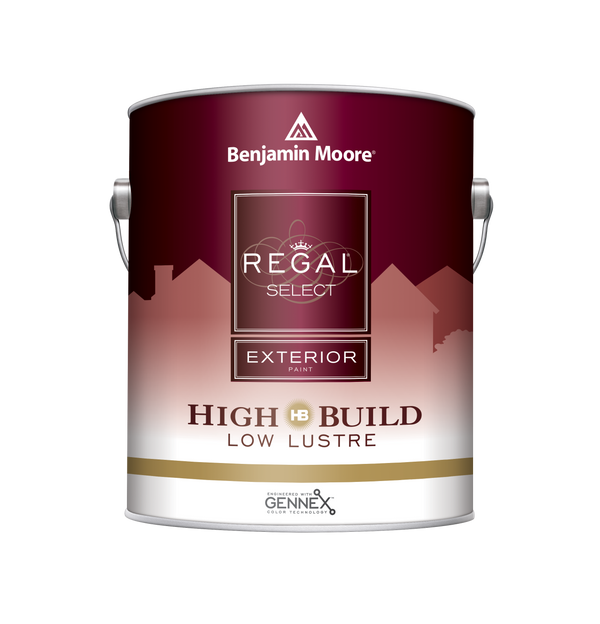 Benjamin Moore Regal® Select Exterior Paint - High Build