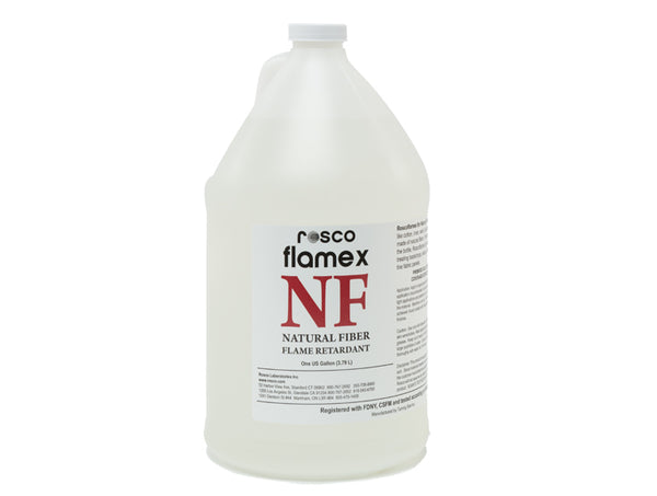 Roscoflamex NF For Natural Fiber Fabrics - Gallon (3.79L)