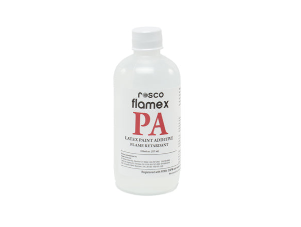 Roscoflamex PA Latex Paint Additive - 8 oz.