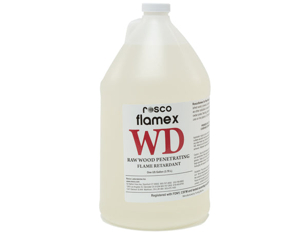 Roscoflamex WD For Raw Wood - Gallon (3.79L)