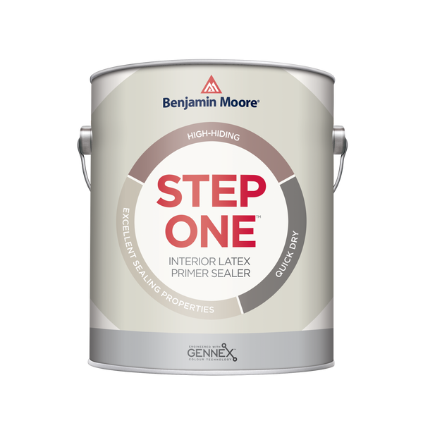 STEP ONE™ Interior Drywall Primer Sealer