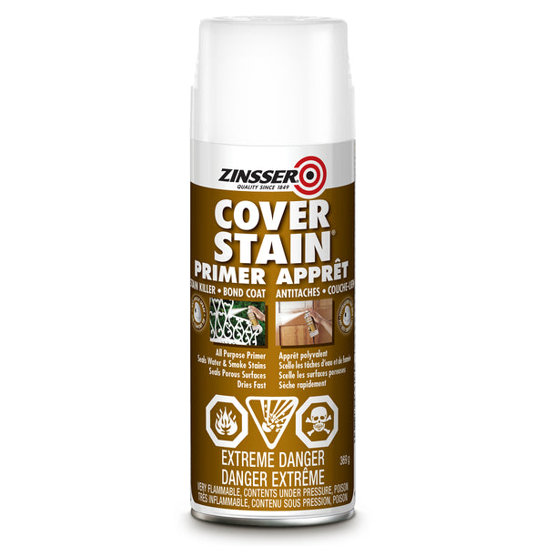 Zinsser® Cover Stain® Oil-Base Primer Sealer