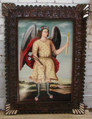 Archangel Ariel, made in Peru