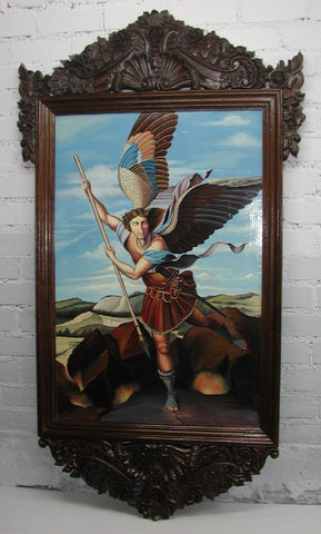 Archangel Michael - Made in Peru