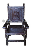 Ayacucho Leather Armchair