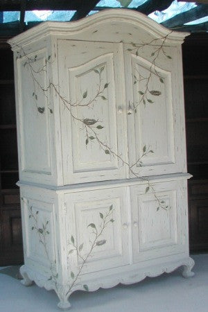 Birds Nest Armoire
