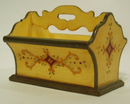Letter Holder, Colonial