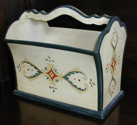 Magazine Rack, Colonial