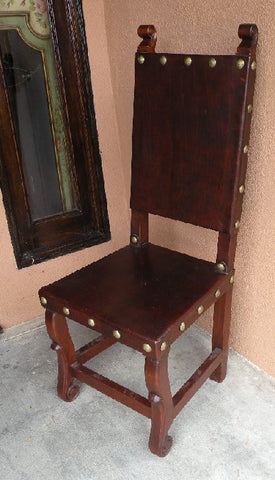 Spanish Colonial Chair