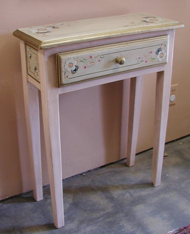 Console, Small, French Country