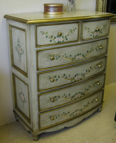 Dresser, Rose Ribbon