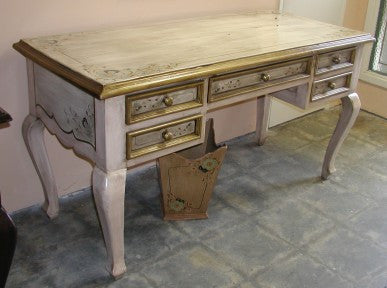 Desks In Old World Tuscan Spanish French And Italian Designs - French country desk