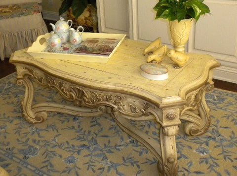 French Renaissance Coffee Table