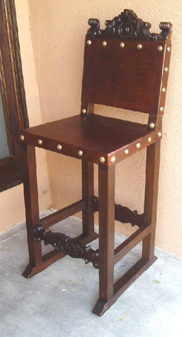 Spanish friar bar chair