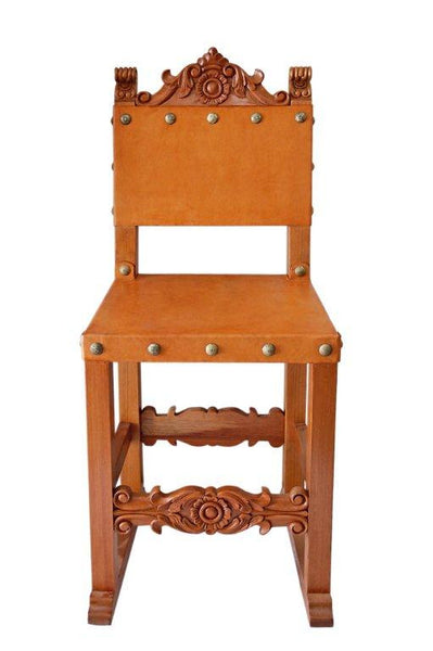 Friar kitchen counter chair r furniture by olinda romani for R furniture canoga park