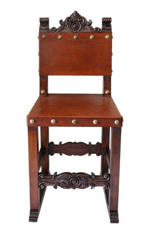 Spanish Friar counter chair