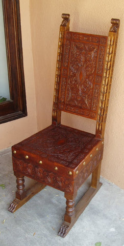 Spanish Friar Elegante Side Chair