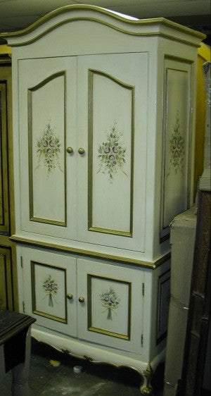 French Armoire R Furniture By Olinda Romani Lance Reynolds