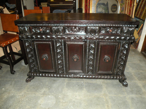 Hearst Castle furniture style, Spanish Mediterranean furniture