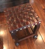 spanish colonial stool