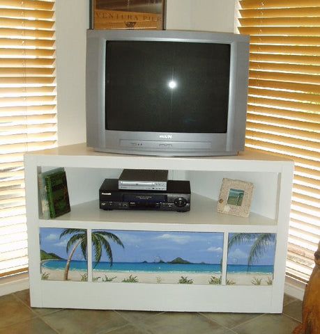 Tropical Media Cabinet