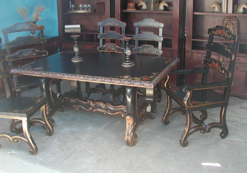 Tuscan Fruit Dining Table