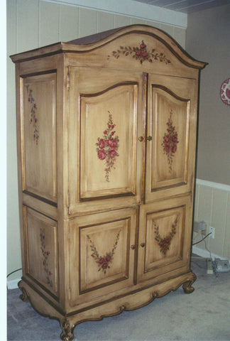 Gentil French Armoire
